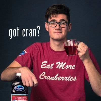 Why Cranberry Juice Inspires Me (Staff Post)